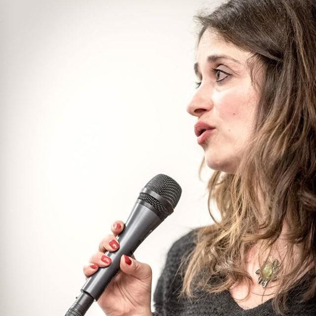 Stefanie Prezioso, conseillère nationale d'Ensemble à Gauche