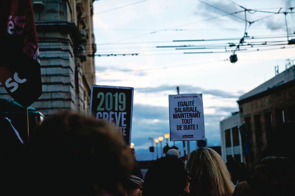 8 mars 2019, Lausanne
