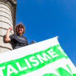 Franziska Meinherz, candidate d'Ensemble à Gauche Vaud au Conseil des États