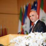 Alain Berset à la 108e session de l'OIT.