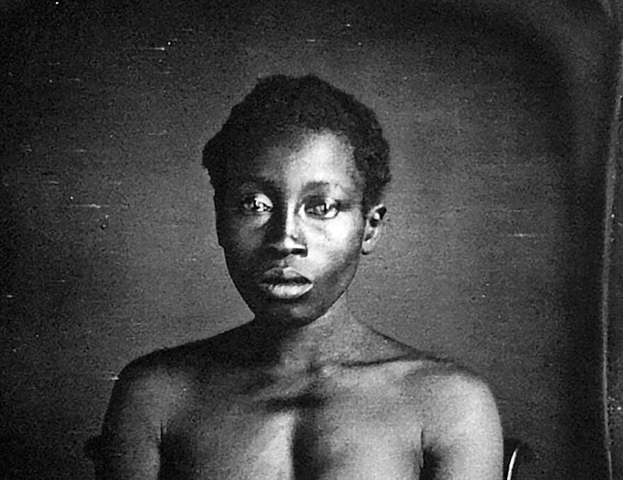 Delia, esclave photographiée par Louis Agassiz