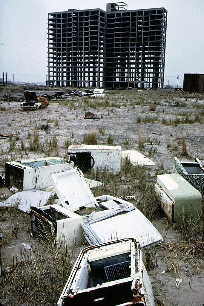 Frigos abandonnés