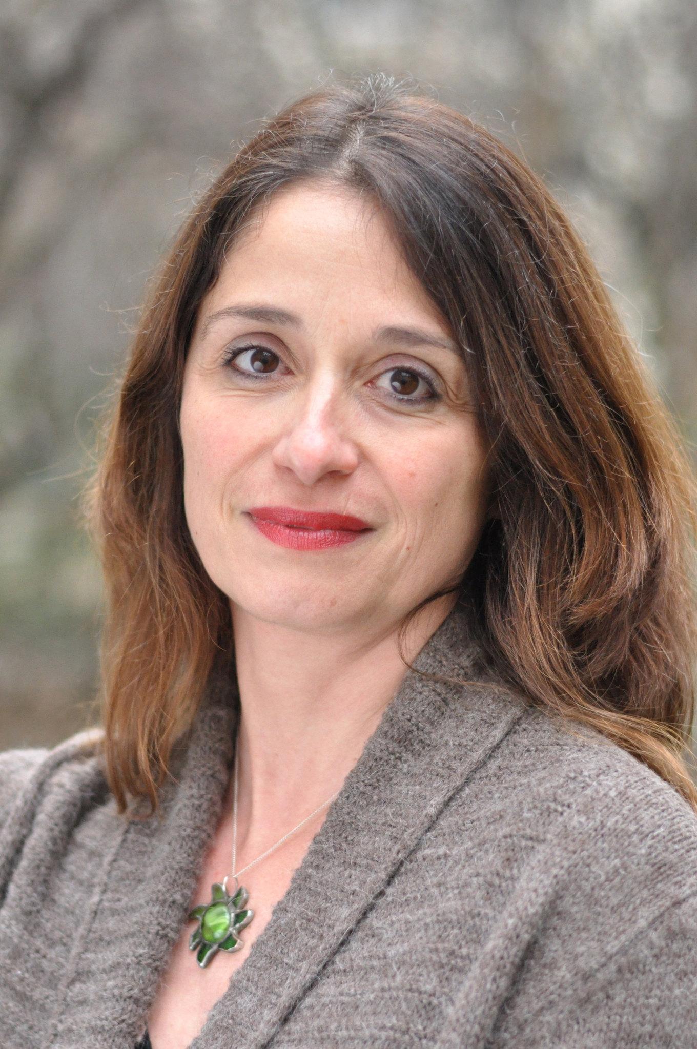 Stefanie Prezioso, candidate d'Ensemble à Gauche Genève au Conseil des Etats