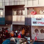 Grève chez Symetis