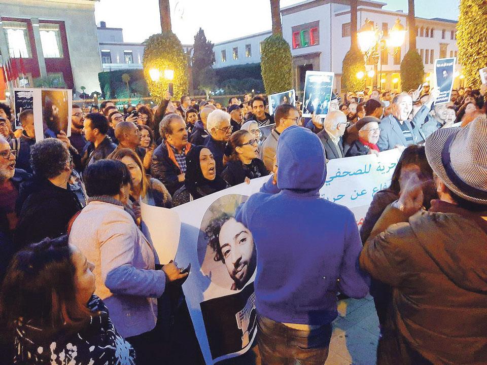 Au Maroc, la répression s'intensifie