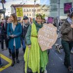 Women's March, Genève, 18 janvier 2020