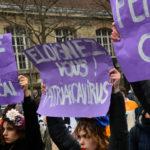 Manifestation du 8 mars 2020 à Paris