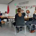 Conférence de presse sur la répression subie par les mouvements militants Fribourg 14 février 2020
