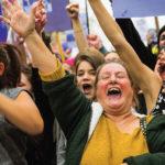 grève féministe 8 mars 2018 madrid