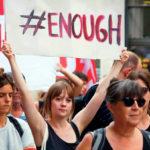 manifestation pour l'égalité salariale berne septembre 2018