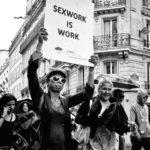 manifestation syndicat travail sexuel paris 2012