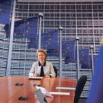 Ursula von der Leyen, visioconférence