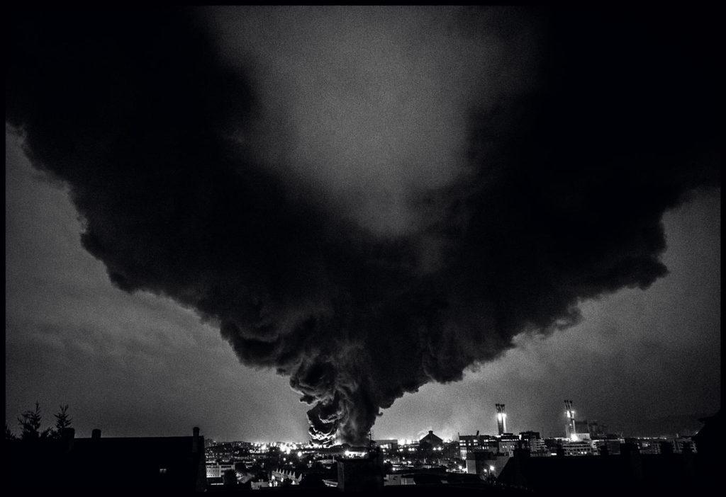 Incendie de l'usine chimique Lubrizol, Rouen 2019