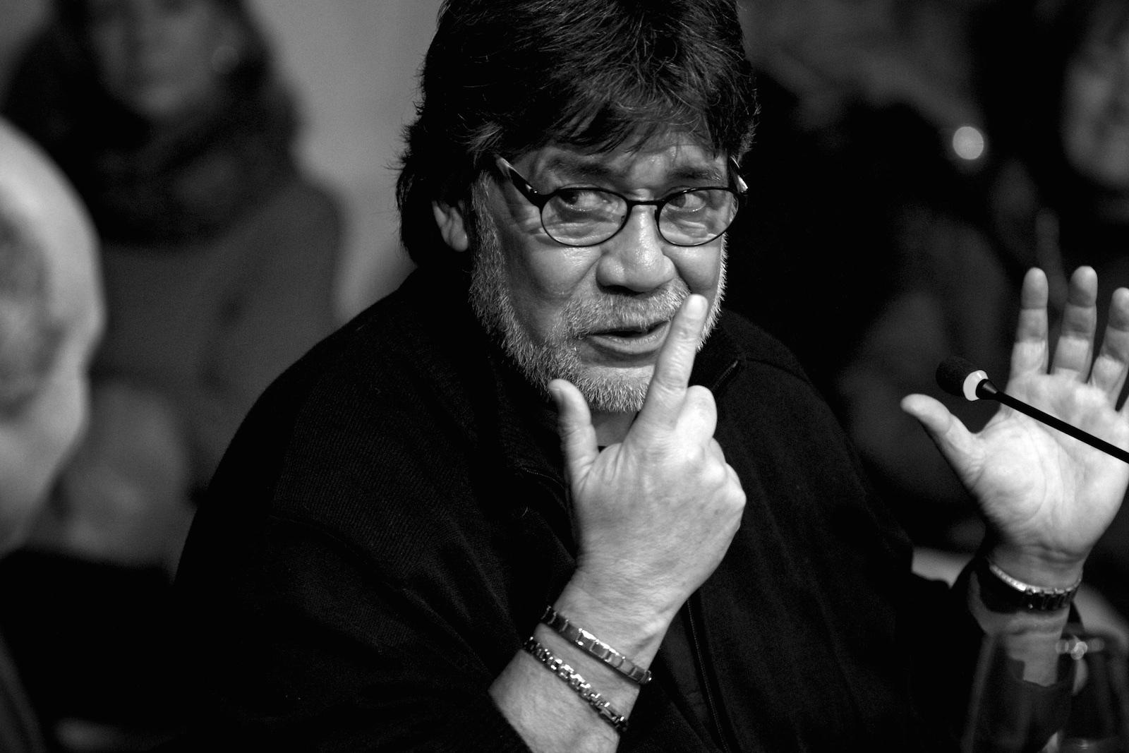 Luis Sepúlveda, 2013