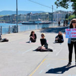 Action Appel du 4 mai, Genève, 4 mai 2020