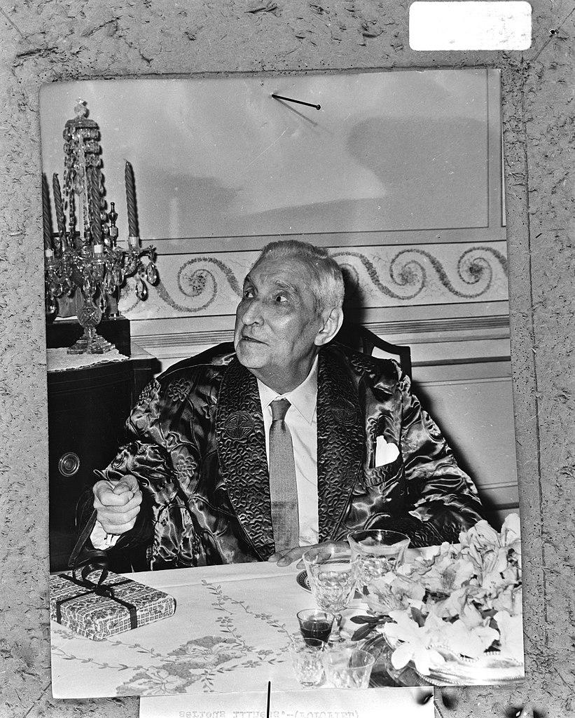 Antonio de Oliveira Salazar, 1969