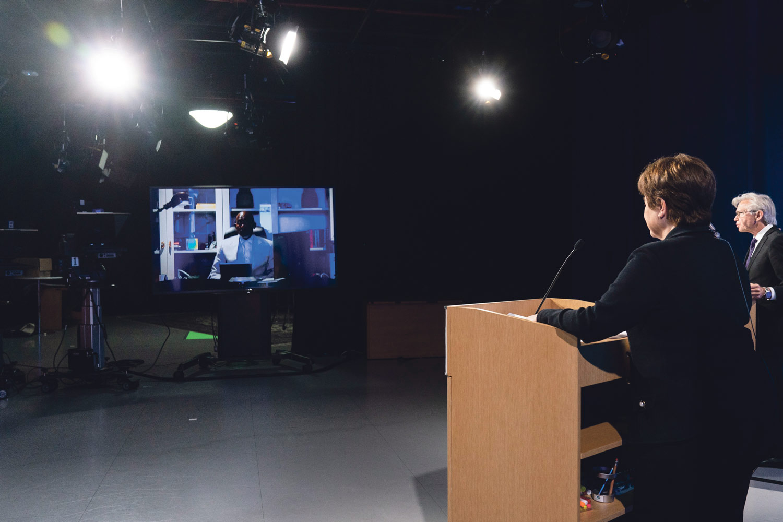 Téléconférence de presse du FMI, 16 avril 2020