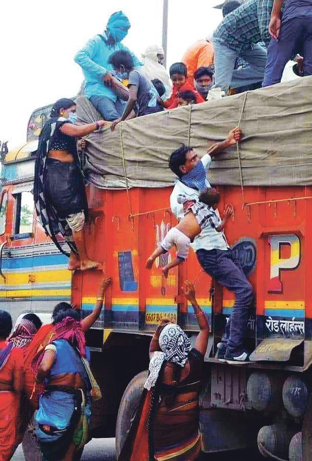 Travailleurs-euses migrant-e-s pendant l^épidémie de Covid-19