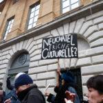 Manifestation pour la culture, Neuchâtel, 30 décembre 2019