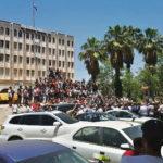 Manifestation, Syrie, juin 2020