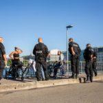 Répression, Critical Mass, Genève