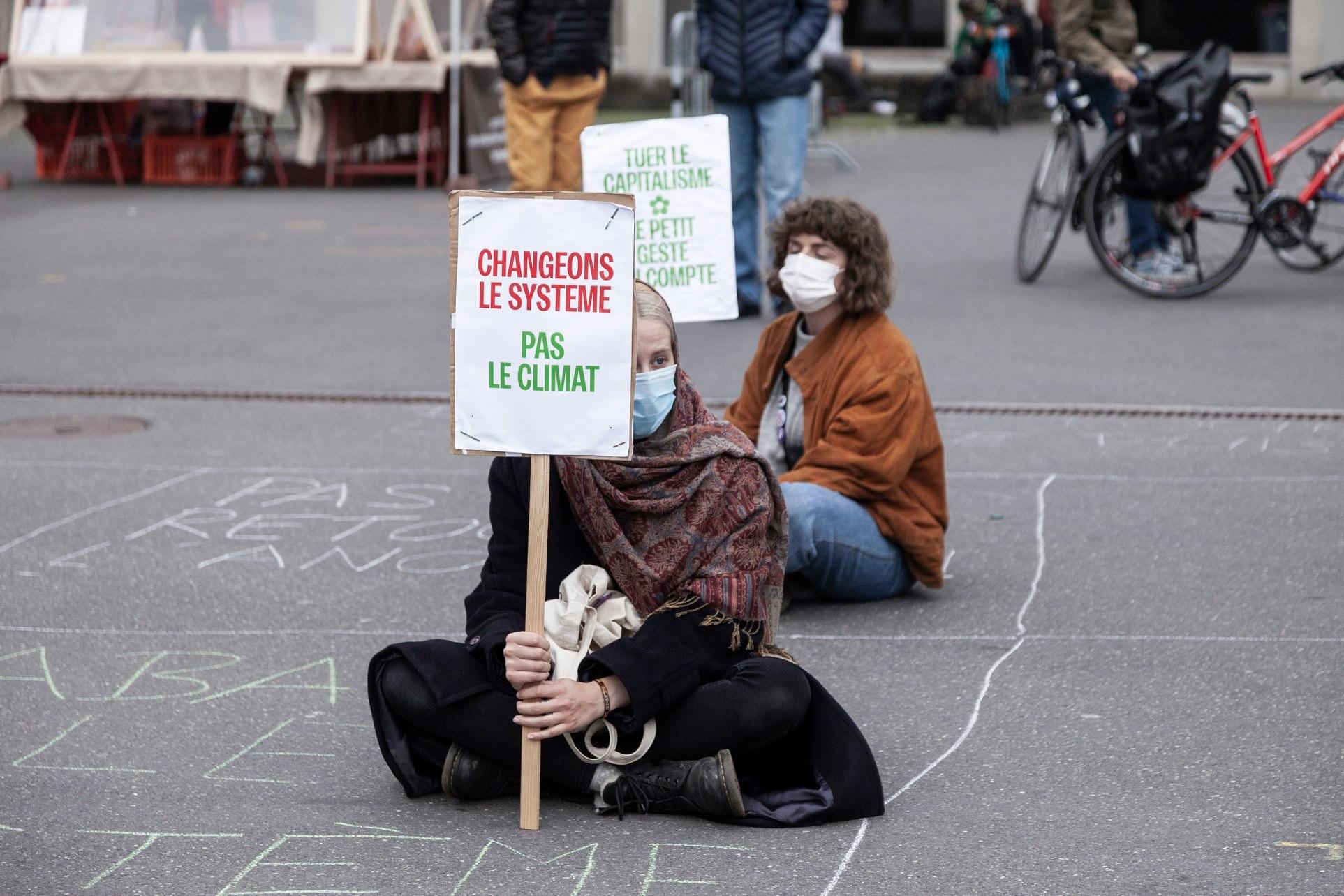 Action 4m2, 15 mai 2020, Lausanne