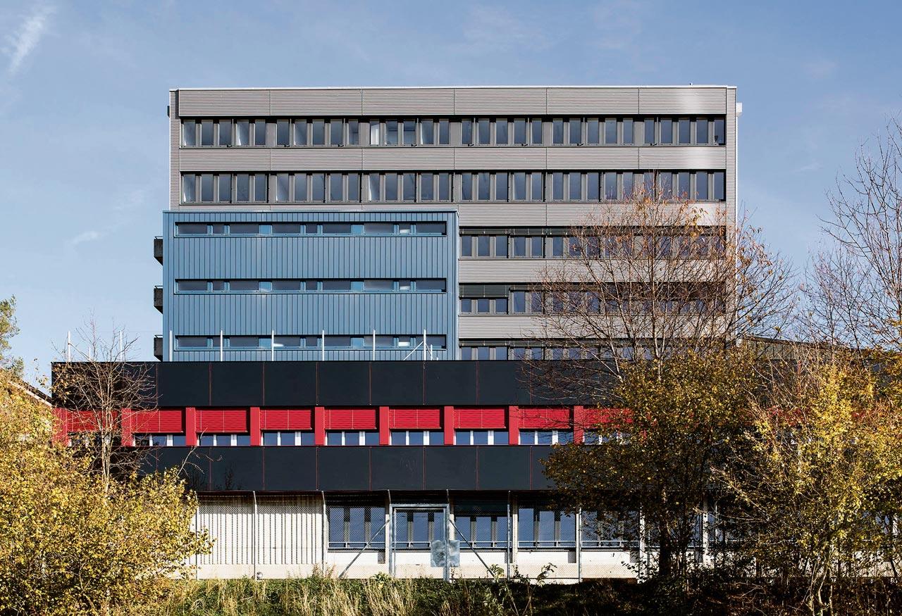 Centre fédéral d'asile de Giffers, Fribourg