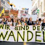 Manifestation nationale pour le climat, Berne, 2019