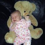 Bébé qui pleure
