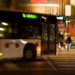 Bus des Transports publics fribourgeois