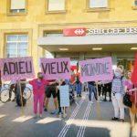 Grève du climat, Neuchâtel, 4 septembre 2020