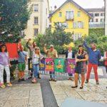 Campagne adieu vieux monde Neuchâtel, 2020