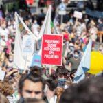 Grève du climat, Lausanne, 4 septembre 2020