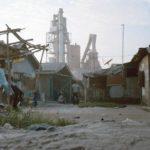 Village nigérian d'Ewekoro, pollué par la cimenterie de LafargeHolcim