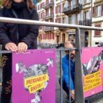 Photo de la campagne de solidaritéS pour les élections municipales neuchâteloises de 2020