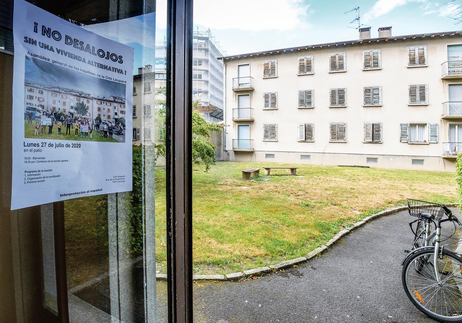 Cité Léopard, Genève, 2020