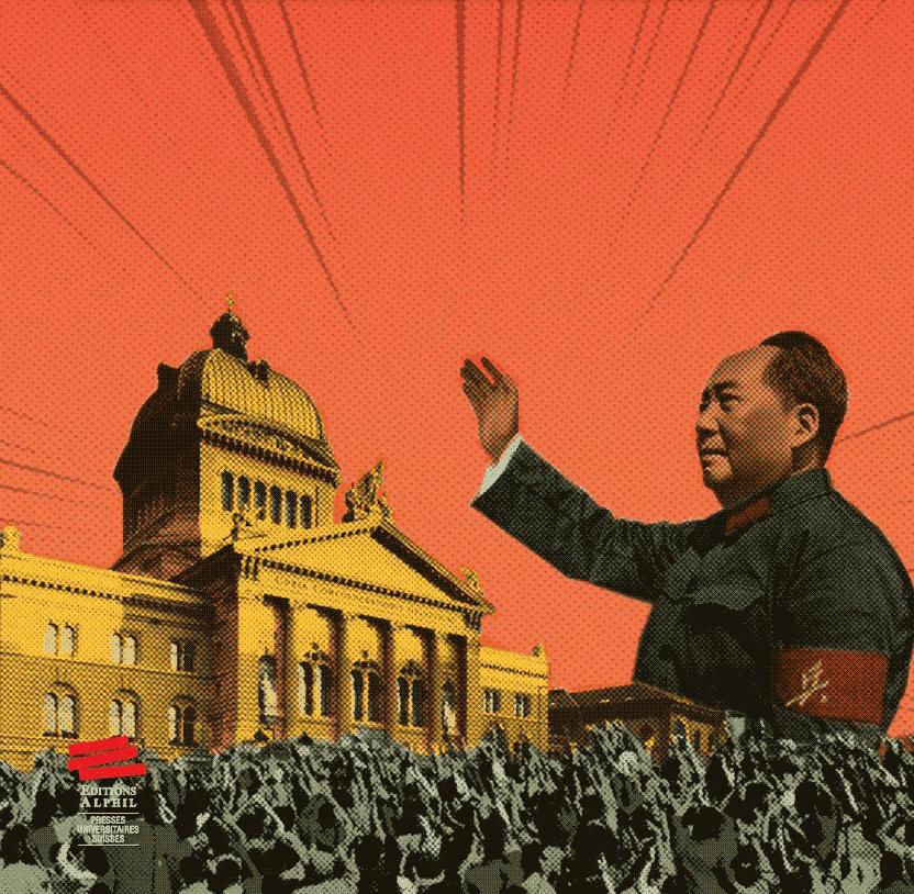 Image de couverture du livre de Cyril Cordoba, Au delà du rideau de bambou