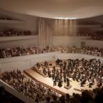 Salle de concert du projet de la Cité de la musique, Genève