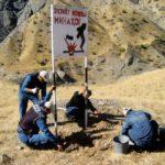 Opération de déminage au Tadjikistan