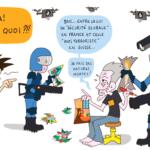 Masino se croit contraint de devoir arrêter la caricature politique