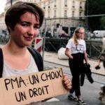 Marche des fiertés, Rennes, 2018