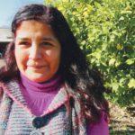 Ingrid Rivera, ouvrière agricole au Chili
