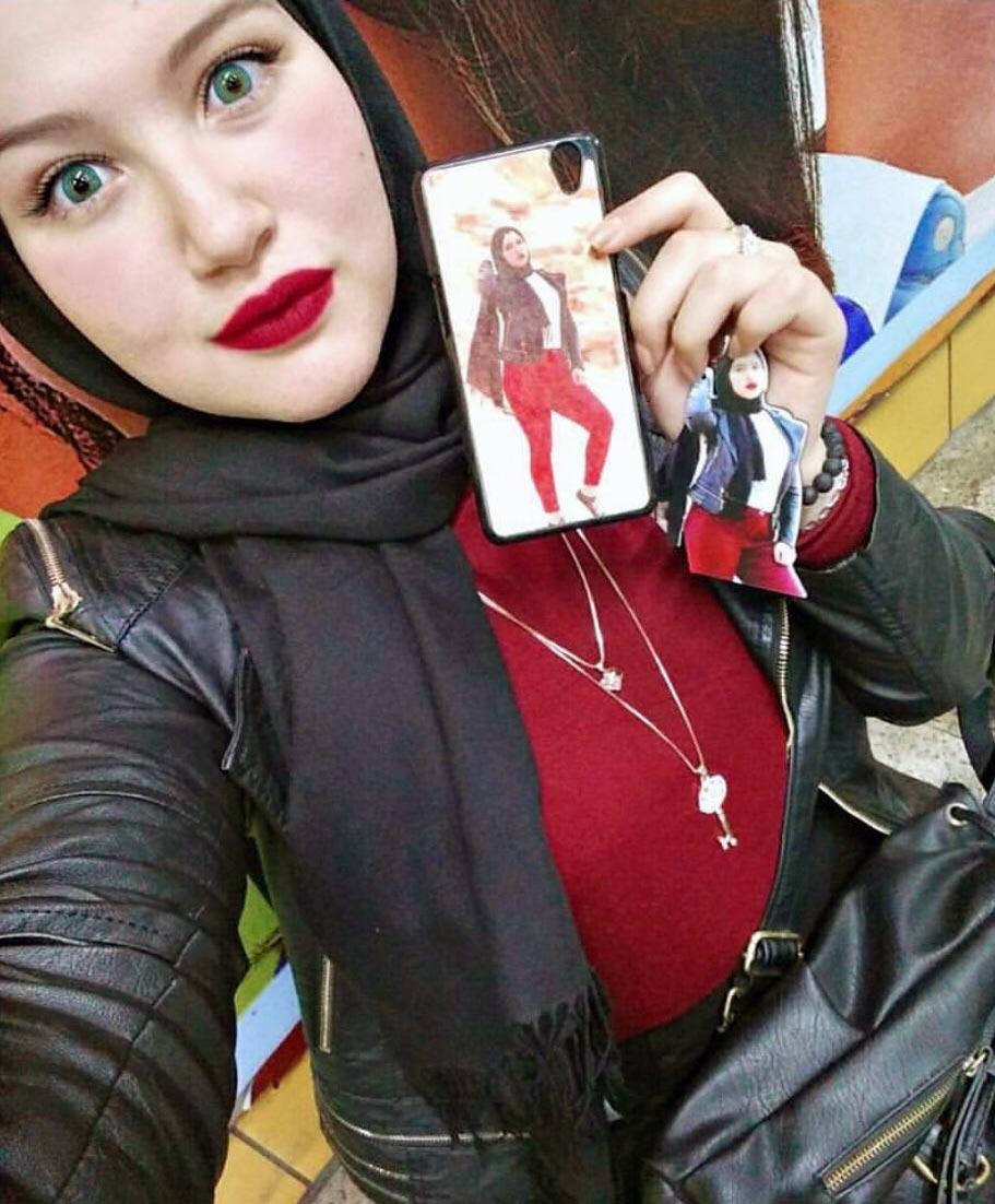 Haneen Hosaam, l'une des influenceuses emprisonnées