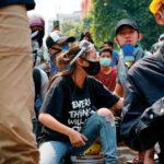 Dèng Jiā Xī, Birmanie, 3 mars 2020