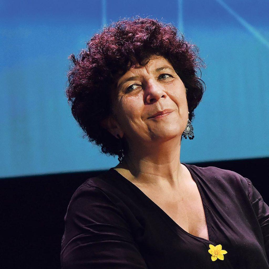 Frédérique Vidal, ministre française de l'Enseignement supérieur, de la Recherche et de l'Innovation