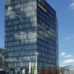 Immeuble du siège de PostFinance à Berne