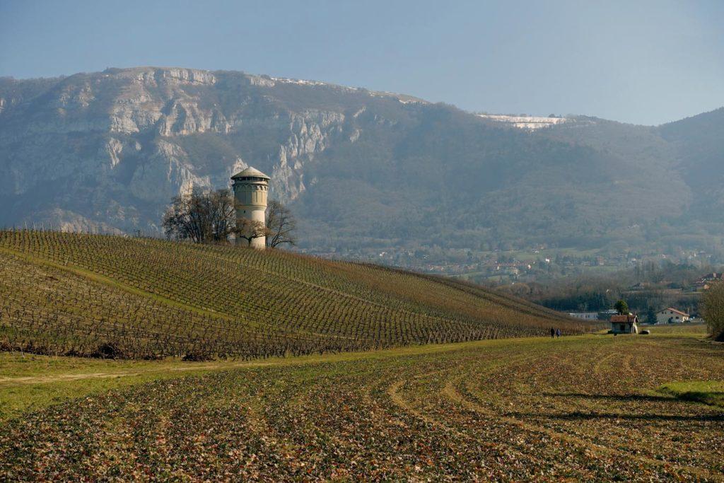 Château d'eau à Bardonnex, Genève