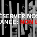 Couverture horizontale du numéro 389 du bimensuel solidaritéS: Pour préserver nos forces de résistance: non le 13 juin!