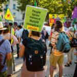 Rassemblement contre le sommet Biden-Poutine, Genève, 16 juin 2021