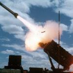 Tir d'un missile Patriot